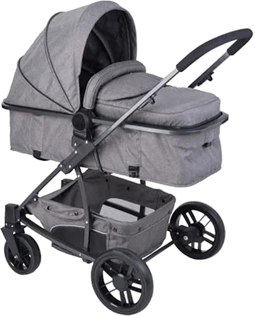 Xplorer-2in1 chardonnat-grey